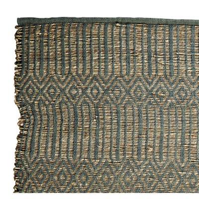 Dywan z trawy morskiej PETROL 180 x 270 cm