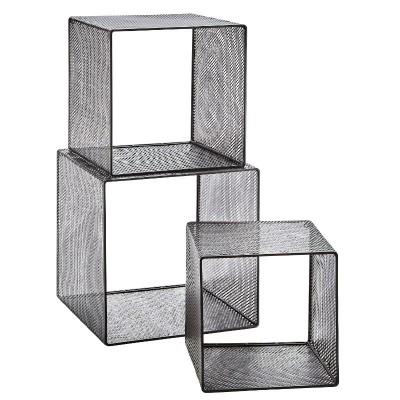 Półki wiszące, metalowe...