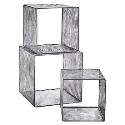 Metalowe półki na ścianę...
