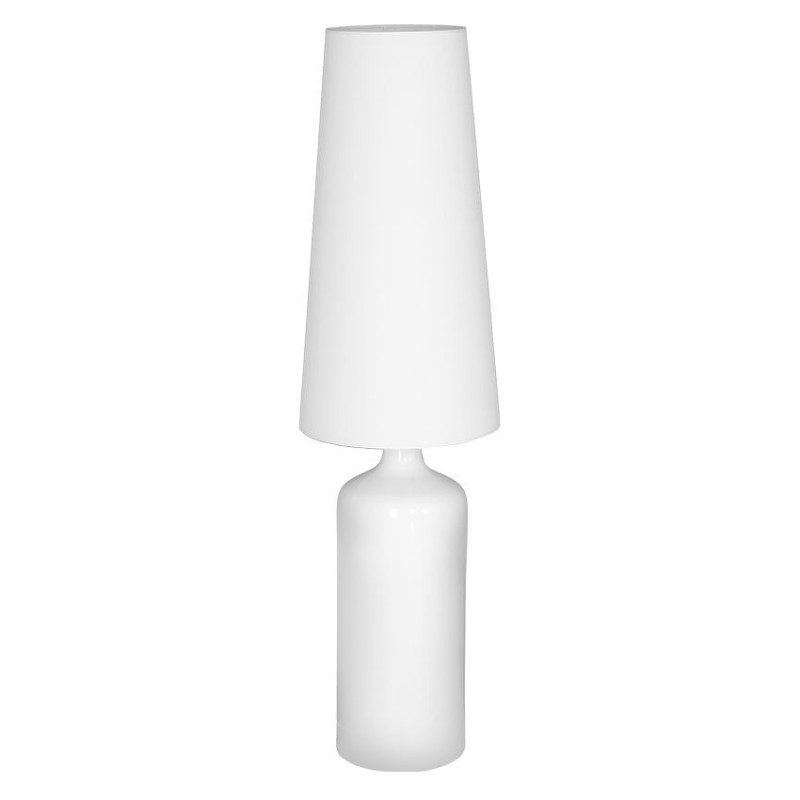 Lampa Stojąca VIRGO L biała, stołowa MiLAGRO MLP3784
