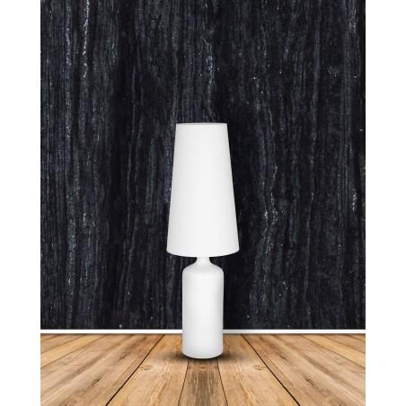 Lampa Stojąca VIRGO L biała, stołowa