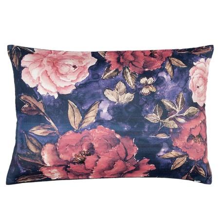 Poduszka dekoracyjna w kwiaty GARDEN 30x50cm