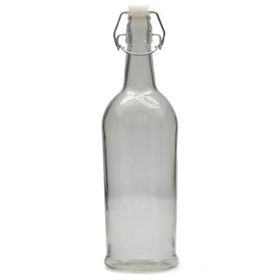 Ozdobna butelka z zapięciem...