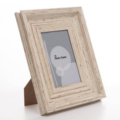 Ramka na zdjęcia biała ANTIQUE 20x25cm