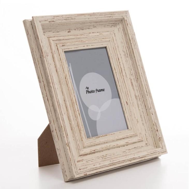 Ramka na zdjęcia biała ANTIQUE 20x25cm Arte Regal 46225