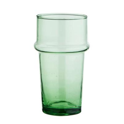 Szklanka zielona BELDI ze...