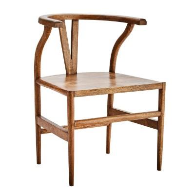 Krzesło WOODEN CHAIR, z...