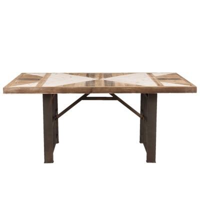 Stół drewniany MULTI COLOUR...