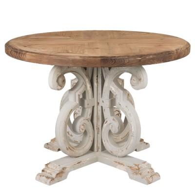 Stół okrągły SHABBY...