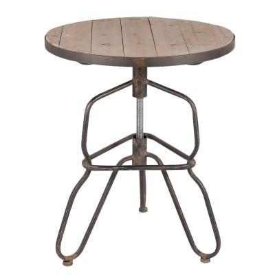 Stół okrągły LOFT metalowy,...