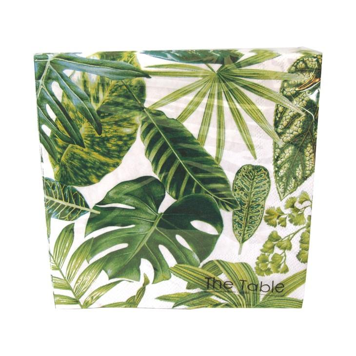 Serwetki Papierowe Leaf 3 Boltze