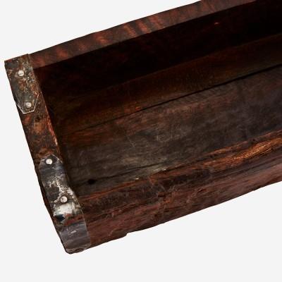 Skrzynka drewniana WOOD z recyklingu