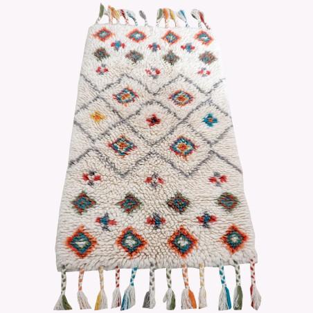 Dywan wełniany 1501 wymiar 90 x 165 cm