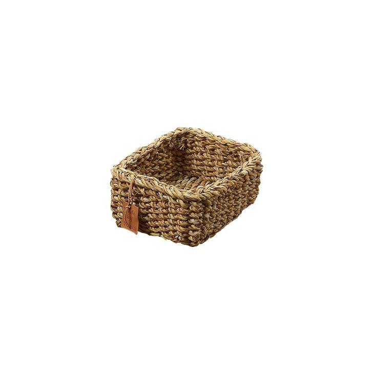 Koszyk pleciony płaski SOPHY S-23x16cm Boltze 2945700.1