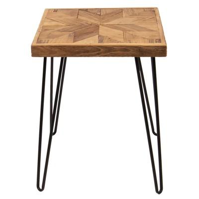 Stolik drewniany MOSAIC,...