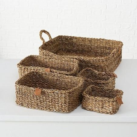 Zestaw koszyków SOPHY 5 koszyków, trzy rodzaje