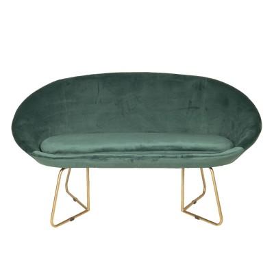 Sofa VELVET GREEN, velour,...