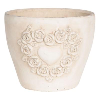 Doniczka ceramiczna HEART...
