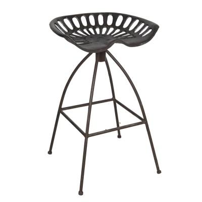Krzesło barowe industrialne...