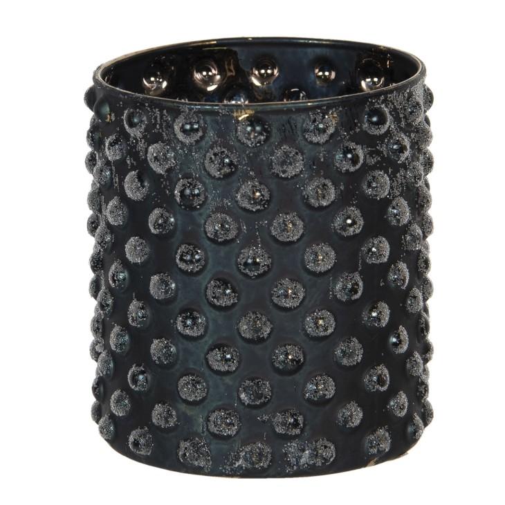 Lampion szklany ozdobny GREY Clayre & Eef 6GL2764