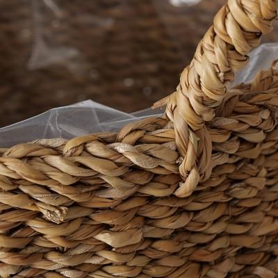 Doniczka kosz pleciony okrągły SOPHY PLANT M 29 x 29 cm