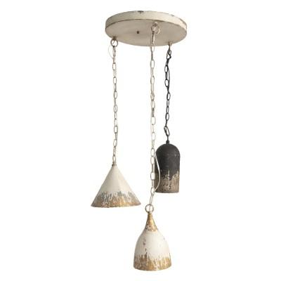Lampa wisząca metalowa...