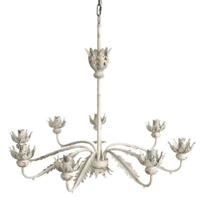 Lampa wisząca metalowa,...