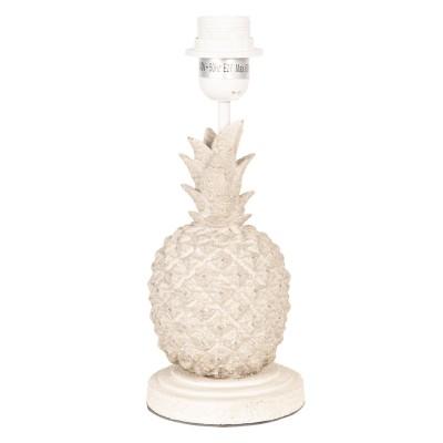 Lampa stołowa biała SEWILLA, podstawa lampy