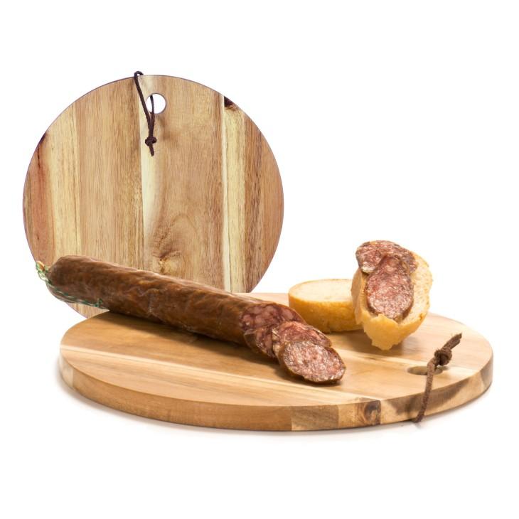 Deska drewniana do krojenia okrągła Arte Regal 48961