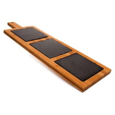 Długa deska bambusowa...