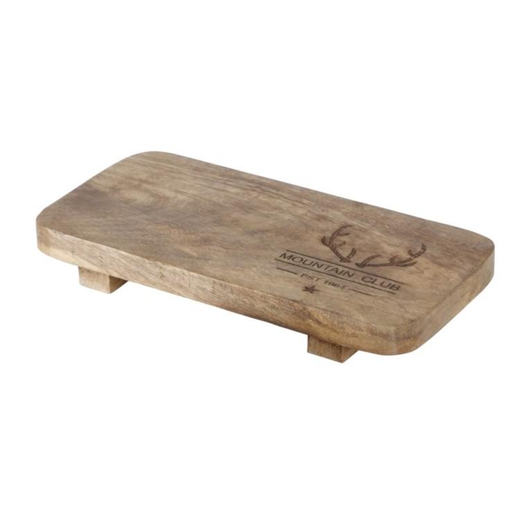 Deska do krojenia drewniana MOUNTAIN CLUB Boltze 2005376.1