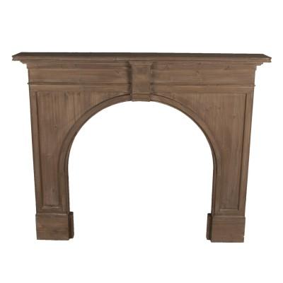 Portal kominkowy drewniany...