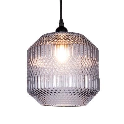 Lampa wisząca szklana ONYX