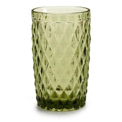 Szklanka w kolorze zielonym...