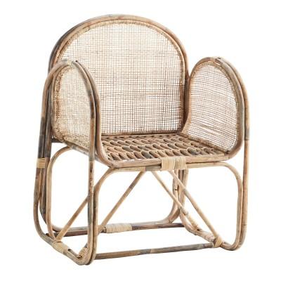 Fotel bambusowy BAMBOO
