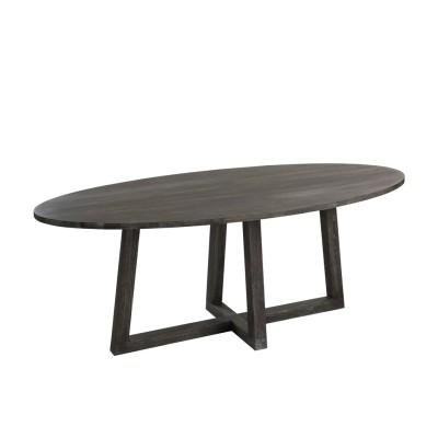 Stół drewniany owalny DARK...