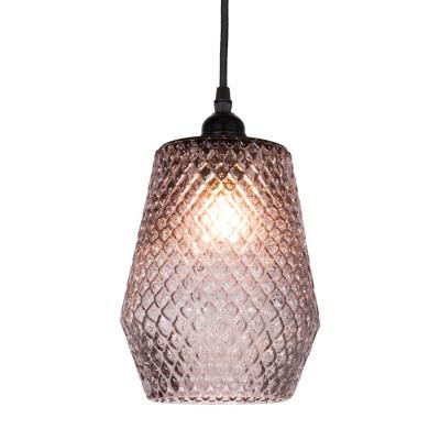 Lampa wisząca szklana DIAMOND