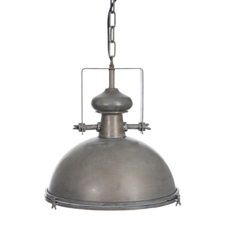 Lampa wisząca metalowa INDUSTRIAL BALL J-LINE 53598