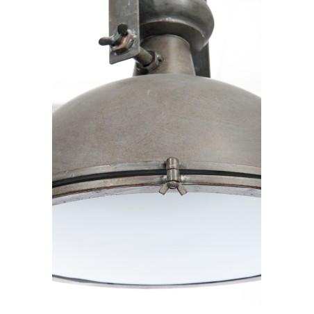 Lampa wisząca metalowa INDUSTRIAL BALL