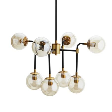 Lampa wisząca AMBER 75x100cm