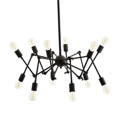 Lampa wisząca SPIDER 80x80cm