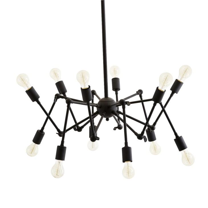 Lampa wisząca SPIDER 80x80cm Madam Stoltz UR1003
