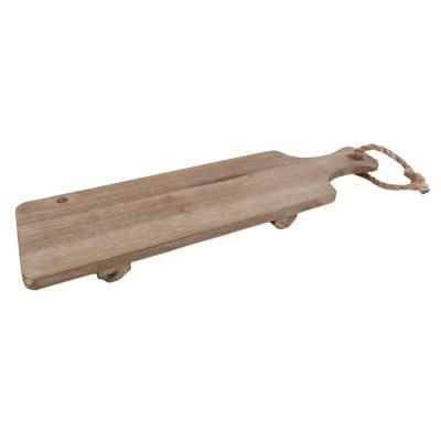 Deska do krojenia CLASSIC drewniana