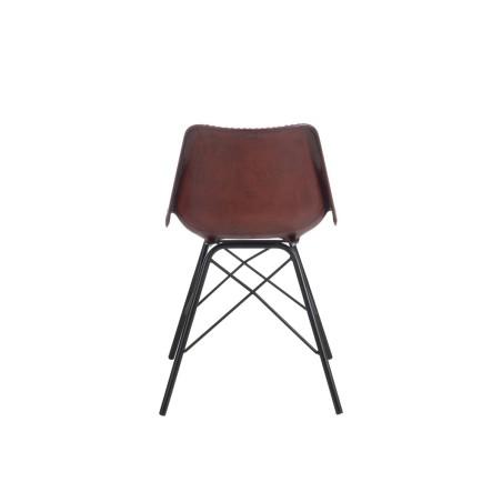 2 krzesła skórzane GANDAWA w super cenie!
