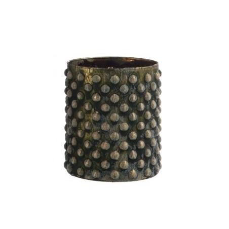Lampion szklany ozdobny ANTIQUE