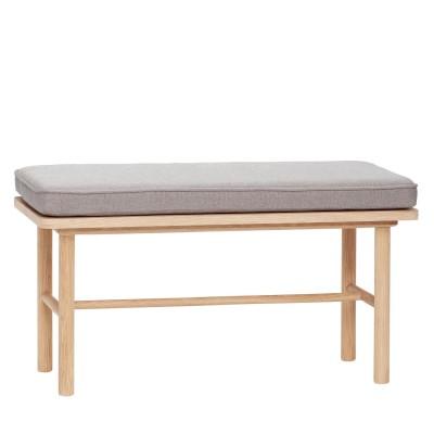 Ławka z poduszką GOTEBORG...