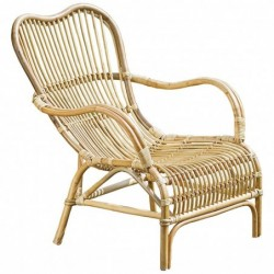Fotel rattanowy ROCIO Defekt