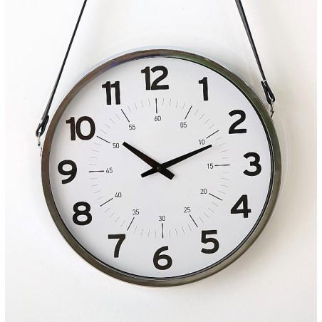 Zegar ścienny na pasku DEXTER
